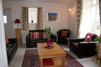 Photo of Galloway Cottage Sitting Room