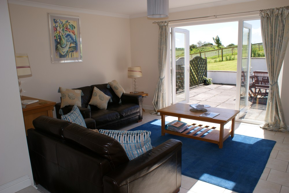 Photo of Sitting Room at Wigtown Cottage